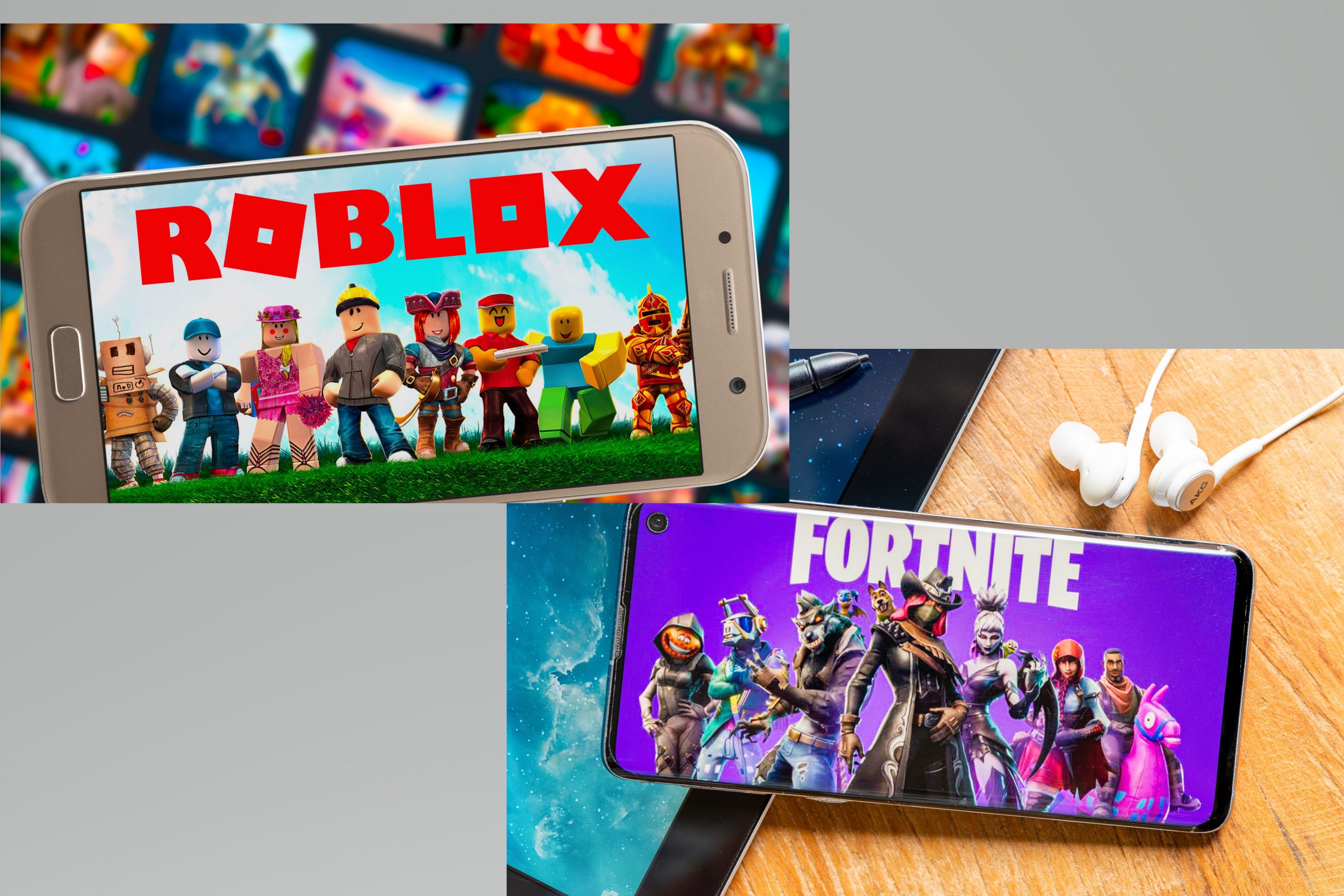 Roblox VS Fortnite – A Parents Perspective on why lower age rated games are not always safer for children…